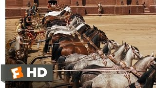 Download Ben-Hur (1/10) Movie CLIP - Parade of the Charioteers (1959) HD Video