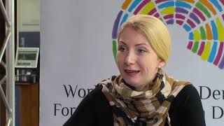 Download Second interview with Anastasiia Popsui, Acting Mayor, Secretary of Irpin City Council, Ukraine Video