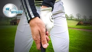 Download HOW TO GRIP THE GOLF CLUB Video