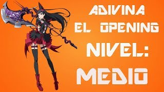 Download ADIVINA EL OPENING NIVEL MEDIO Video