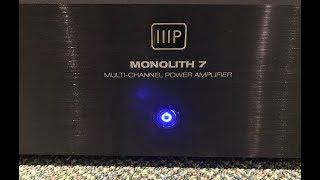 Download Monoprice Monolith 7x200 watt/ch Amplifier Review Video