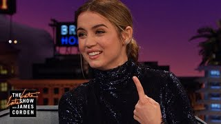 Download Ana de Armas' Hair Was Off-Limits for 'Blade Runner' Video