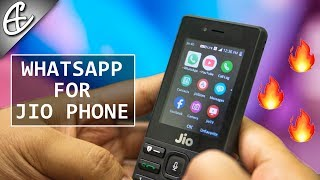 Download WhatsApp, YouTube & Maps on Jio Phone - Hands On! 🔥😮🔥 Video