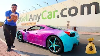 Download I took my Ferrari to SellanyCar: This is the Cash they offered me Video