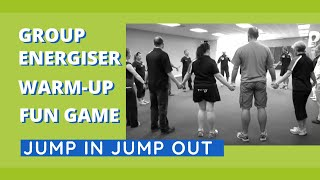 Download Group Energiser, Warm-Up, Fun Game - Jump In Jump Out Video