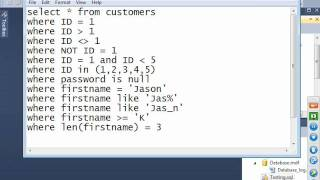 Download Introduction to SQL Databases Video