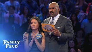 Download Nguyen Fast Money! | Family Feud Video
