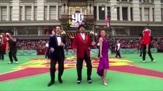 Download PARAMOUR Performs ″Hollywood Wiz″ at the Macy's Thanksgiving Day Parade Video