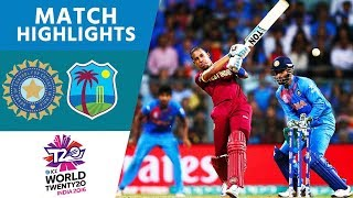 Download ICC #WT20 West Indies v India - Semi-Final Highlights Video