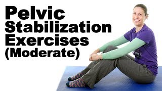 Download 7 Best Pelvic Stabilization Exercises (Moderate) - Ask Doctor Jo Video