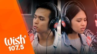Download Clara Benin and Dane Hipolito cover ″Your Universe″ (Rico Blanco) LIVE on Wish 107.5 Bus Video