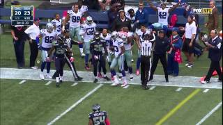 Download NFL 2014 Cowboys at Seahawks Romo to Williams Video