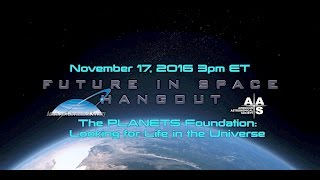 Download The PLANETS Foundation: Looking for Life in the Universe Video