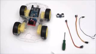 Download Obstacle Following Robot by Sharif Rajput Video