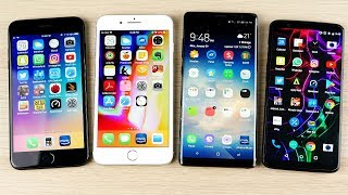 Download 10 Reasons iPhones are Better than Android Phones (2018) Video