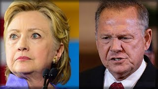 Download HILLARY JUST CAUGHT IN SICK PIC WITH GIRL WHO ACCUSED ROY MOORE OF GROPING HER Video