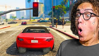 Download I Tried Playing GTA 5 Without Breaking Any Laws! Video