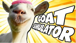 Download IT'S GOAT TIME! Goat Simulator Video