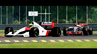 Download Assetto Corsa Mclaren F1 2007 vs Mclaren F1 1991 Video