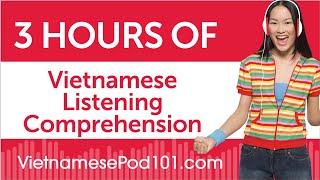 Download 3 Hours of Vietnamese Listening Comprehension Video