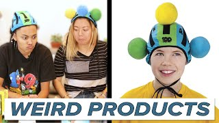 Download We Tried Matching Amazon Reviews To Weird Products Video