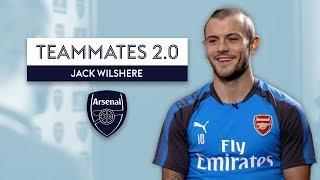 Download ″Per Mertesacker keeps fining Alex Iwobi!″ | Jack Wilshere | Teammates 2.0 Video