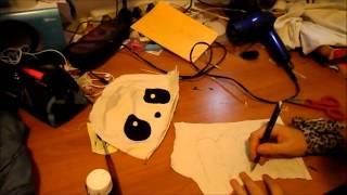 Download DIY PANDA HAT TUTORIAL Video