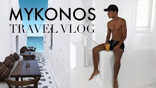 Download FRENCH BOYS IN MYKONOS | Travel Vlog (with Yanis Serbout) Video
