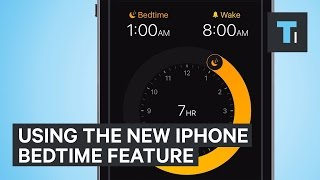 Download How to use the iPhone's ″Bedtime″ feature Video