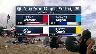 Download 2016 Vans World Cup: Round One, Heat 15 Video