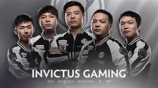 Download TI7 Invictus Gaming Team Intro Video