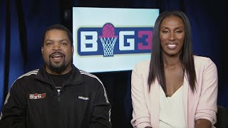 Download Big3 Founder Ice Cube and New Coach Lisa Leslie Discuss the Future of the League | Stadium Video