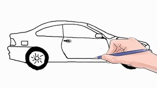 Download How to Draw a Car Easy Step by Step Video