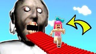 Download Roblox: *CRAZY* ESCAPE GRANNY OBBY!!! Video
