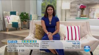Download HSN | Victoria Wieck Jewelry 06.17.2017 - 02 PM Video