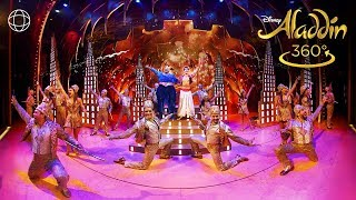 Download ″Friend Like Me″ 360° Performance - ALADDIN on Broadway Video