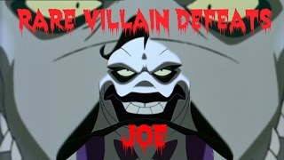 Download Rare Villain Defeats: Joe Video