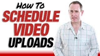 Download How To Schedule A YouTube Video Upload Video