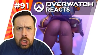 Download Reaction: OVERWATCH MOMENTS #1 - Funny Montage (w/ Edits) Video
