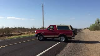 Download 1995 Eddie Bauer Ford Bronco Video