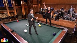 Download Pool Bowling with Hugh Jackman Video