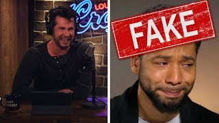 Download ″WHAT A PIECE OF SH*T: Jussie Smollett″ | Louder With Crowder Video