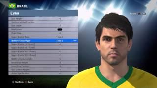 Download PES 2016 - Kaká ( Face + Stats ) Video