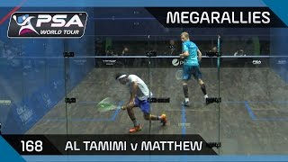 Download ″Got to be Rally of the Year″ - MegaRallies #168 - Al Tamimi v Matthew Video
