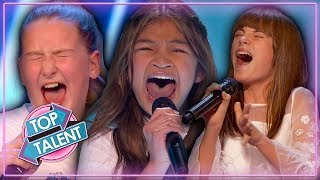 Download Most Talented Kid Singers Around The World | Top Talent Video