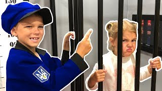 Download Fun Pretend Play Professions for Kids Story in the Children's museum Video
