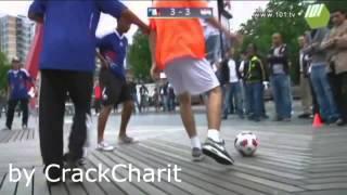 Download Best of Street Football- Edward van Gils vs Sean Garnier Video