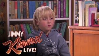 Download Jimmy Talks to Kids About Driving and Money Video