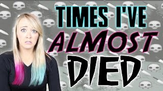 Download Times I've Almost Died! | Meghan McCarthy Video