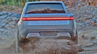 Download FIRST EVER Electric Pickup Truck – 2021 RIVIAN R1T Video